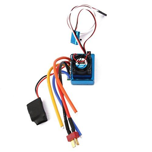 120A ESC Sensored Brushless Speed Controller for 18 110 CarTruck Crawler