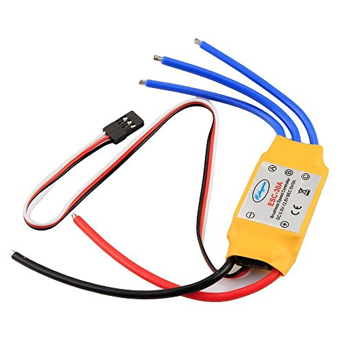 Yiguo 30A Brushless Speed Controller ESC Multi-axis aircraft Helicopter Airplane
