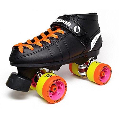 Jackson Phreakskate Derby Annihilator Quad Speed Roller Skate - New for 2016