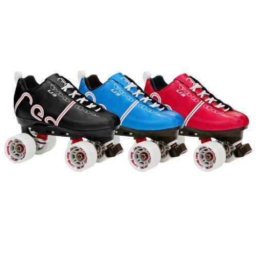 Labeda Voodoo U3 Quad Speed Roller Skates Color Black Size Mens 12 Model