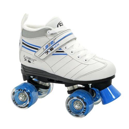 Roller Derby Girls Laser Speed Quad Skate Size 04