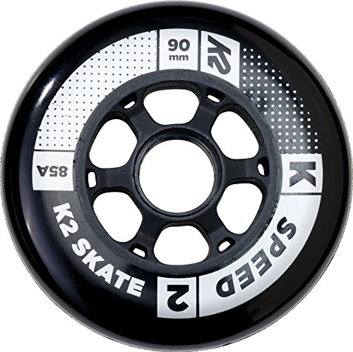 K2 Skate Speed 90 Mm  85A 4-Wheel Pack