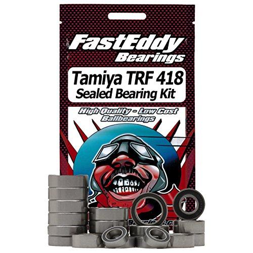 Tamiya TRF 418 Chassis Rubber Sealed Bearing Kit