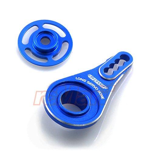 Active Hobby Aluminum Long Servo Saver Horn Dark Blue For Tamiya RC STR157DB