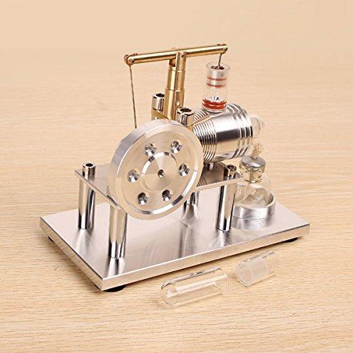 Balance Stirling Engine Model External Combustion Engine