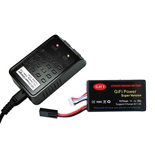 MaximalPower 1500mAh High Capacity Battery Charger for Parrot ARDrone 20 10 Charger  1 Batt Charger  1 Batt