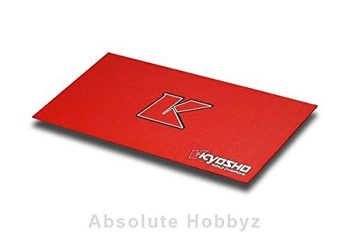 Kyosho Big K 20 Pit Mat Red 122x61cm