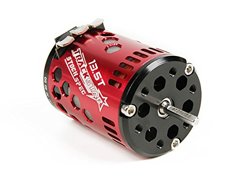 TrackStar 135T Stock Spec Sensored Brushless Motor V2