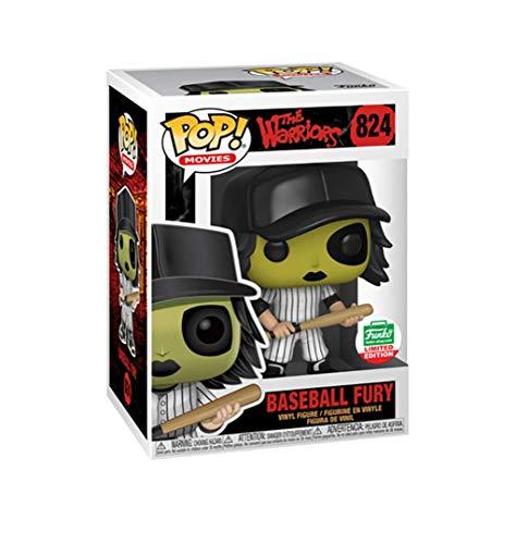 Funko Pop Movies The Warriors - Baseball Fury Green 824 Exclusive