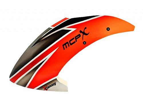XCanopy Airbrush Fiberglass Assassin Canopy - BLADE MCPX