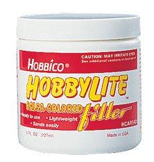 Hobbico HobbyLite Filler Balsa 8 oz
