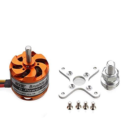 BINYEAE DYS D3542 1450KV 1250kv 1000kv Brushless Outrunner Motor for Mini Multicopters RC Plane 1450kv