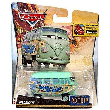 DisneyPixar Cars Carburetor County Road Trip Fillmore Die-Cast Vehicle by Disney
