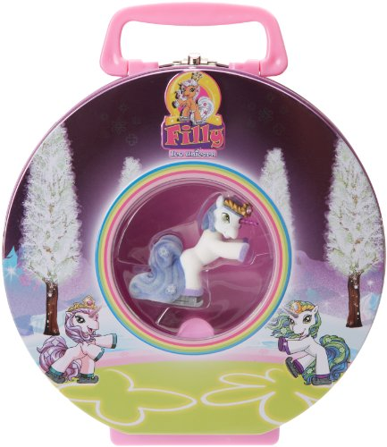 Simba Toys - Filly Ice Unicorn Metal Box