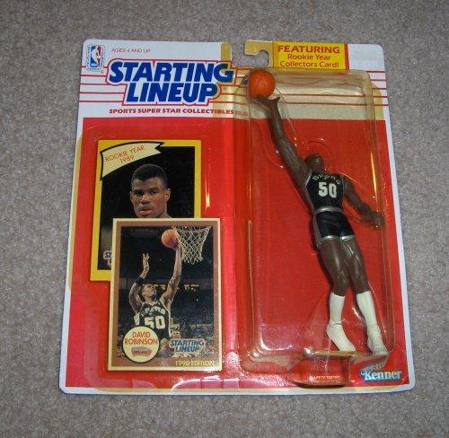 1990 David Robinson NBA Starting Lineup Figure