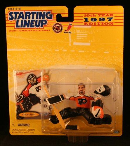 1997 Ron Hextall NHL Starting Lineup Figure