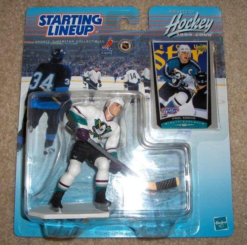 1999 Paul Kariya NHL Starting Lineup Figure