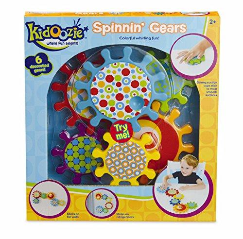 Kidoozie Spinnin Gears