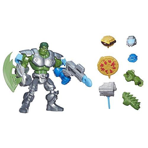 Marvel Avengers Super Hero Mashers Smash Fist Hulk Figure