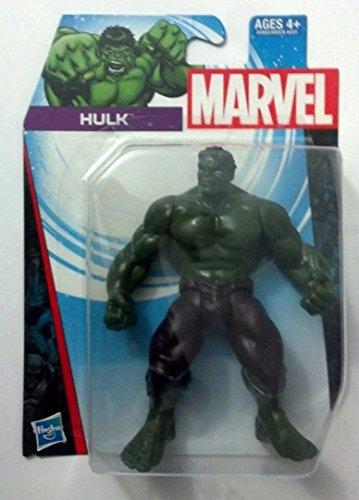 Marvel Hulk Action Figure By Hasbro