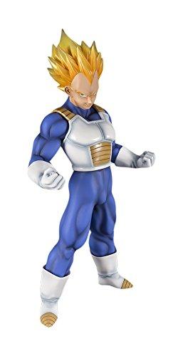 TAMASHII NATIONS Bandai FiguartsZERO EX Super Saiyan Vegeta Action Figure