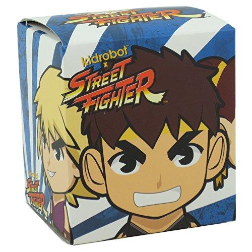 Kidrobot Street Fighter Series 2 Mini Action Figure