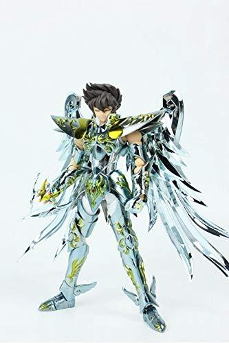 Linker Wish in Stock Great Toys Pegasus Seiya V4 GT EX god Cloth EX Metal Armor Bronze Saint Seiya Action Figure Toy shengdoushi