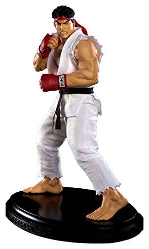 Pop Culture Shock Street Fighter Ryu Ansatsuken 14 Mixed Media Statue Polystone Satue Amazon Exclusive