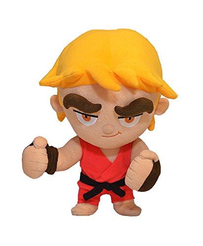 Gaming Heads Street Fighter Ken 12 Plush