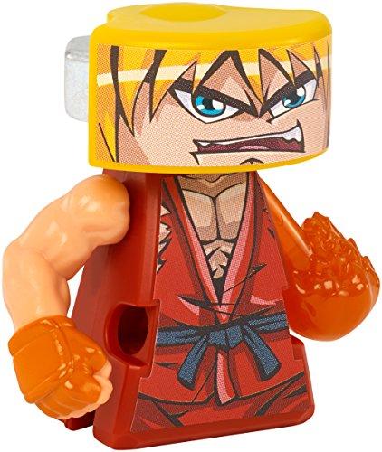 VS Rip-Spin Warriors Street Fighter Ken Action Figure