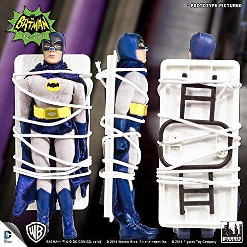 Batman 1966 TV Series Classic TV Heroes in Peril Batman 8 Action Figure Hero in Peril