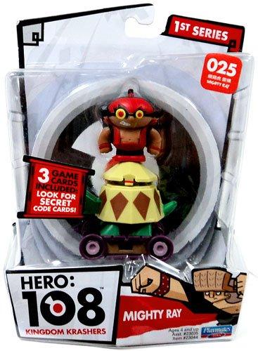 Hero 108 Kingdom Krashers Series 1 Action Figure 025 Mighty Ray