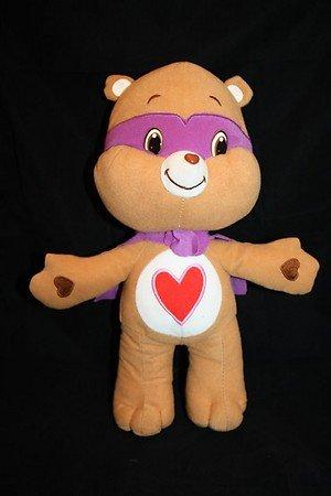 Care Bears to the Rescue 12 Plush Super Hero Tenderheart Care Bear Doll