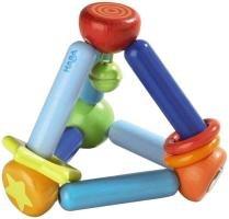 HABA Zi-za-zip Clutching toy