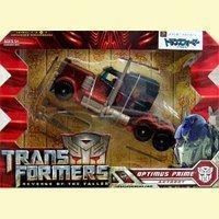 Transformers Revenge Optimus Prime Revenge Edition Tokyo Toy Show Exclusive