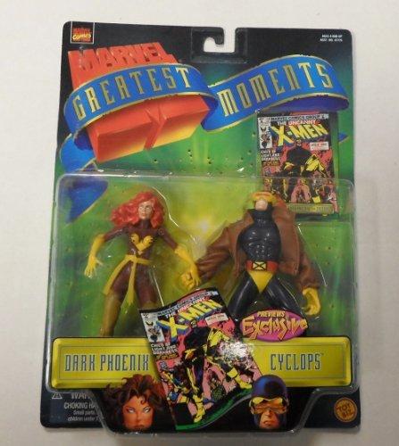 Marvel Comics Dark Phoenix and Cyclops by Marvel Comics Toy Biz
