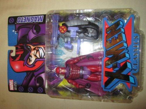 X-Men Classics Magneto Figure Marvel Comics Toy Biz