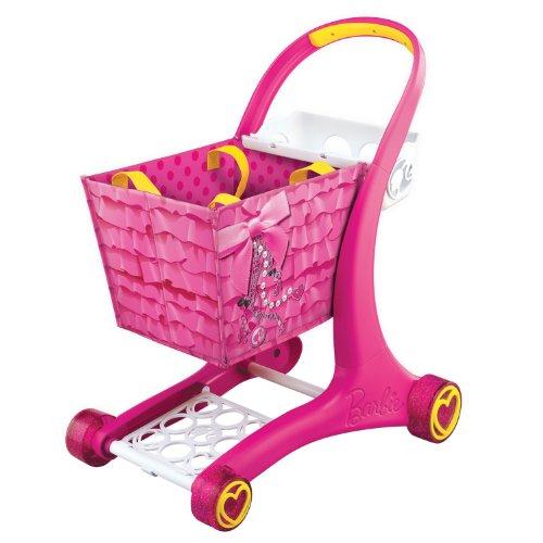 Barbie Shopping Cart pink