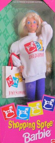 Shopping Spree BARBIE Doll FAO Schwarz 1994
