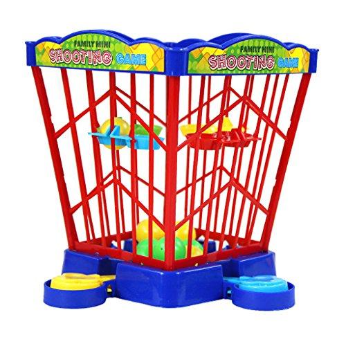Family Mini Basketball Shooting Game Finger Play for Kids Christmas Toy