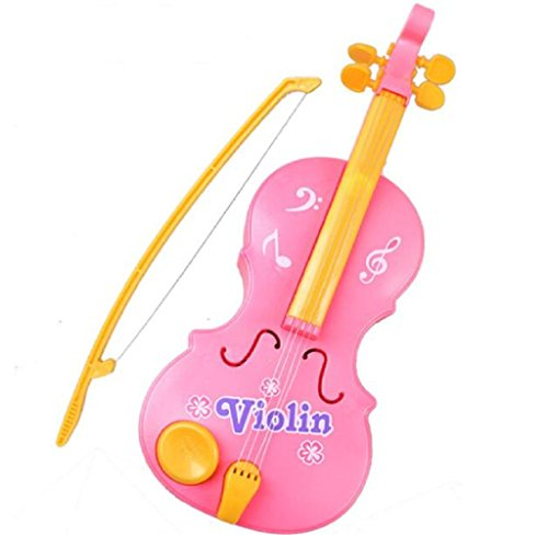 Musical Instrumen Toys Rukiwa Magic Child Music Violin Childrens Kids Christmas Toy