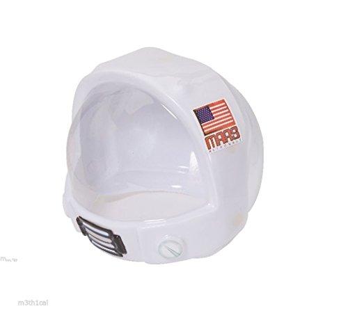 Childrens Toy Space Helmet NASA Astronaut Costume Mask Hat