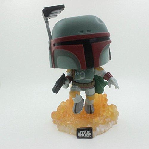 Funko POP Star Wars Boba Fett Action Figure Exclusive Smugglers Bounty