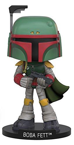 Funko Wobbler Star Wars - Boba Fett Action Figure