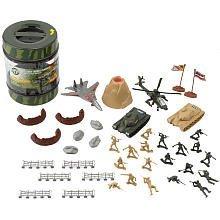 Army Playset in Bucket by Geoffrey