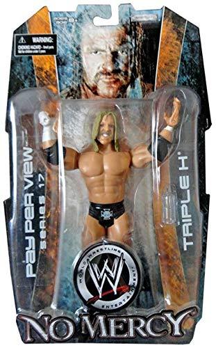 Jakks Pacific WWE No Mercy Pay-Per-View Series 17 Action Figure Triple H