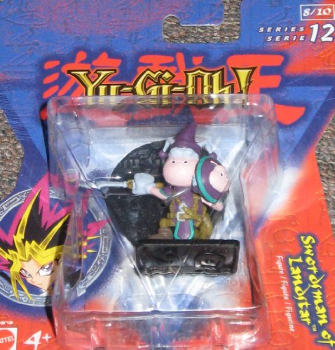 YuGiOh Action Figure Swordsman of Landstar Series 12