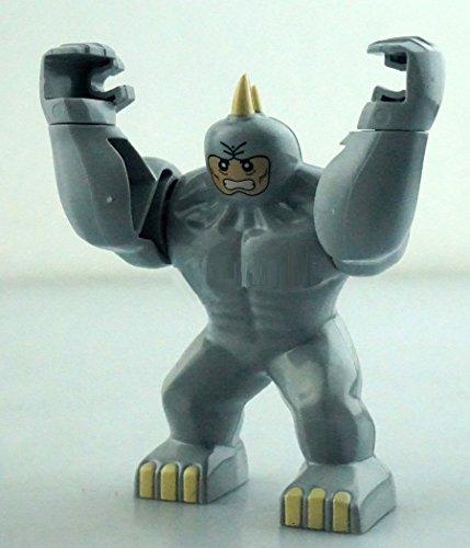 Building Toys Minifigure Marvel Mini Figure Large Rhino Custom