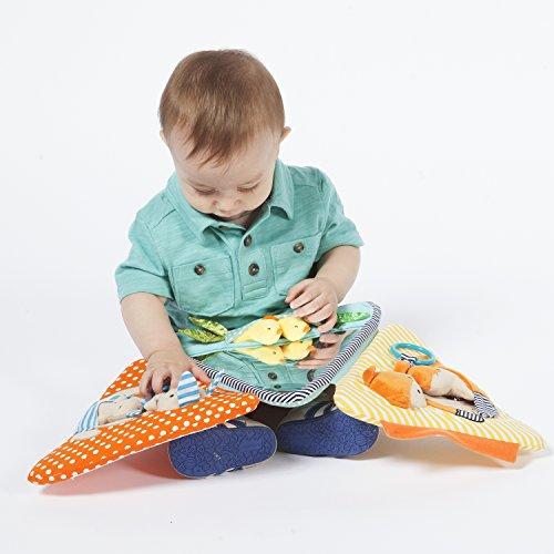 Manhattan Toy Play Pyramid Multi-Sensory Activity Toy