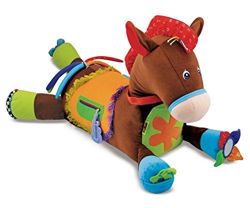 Melissa Doug Giddy-Up and Play Baby Activity Toy - Multi-Sensory Horse